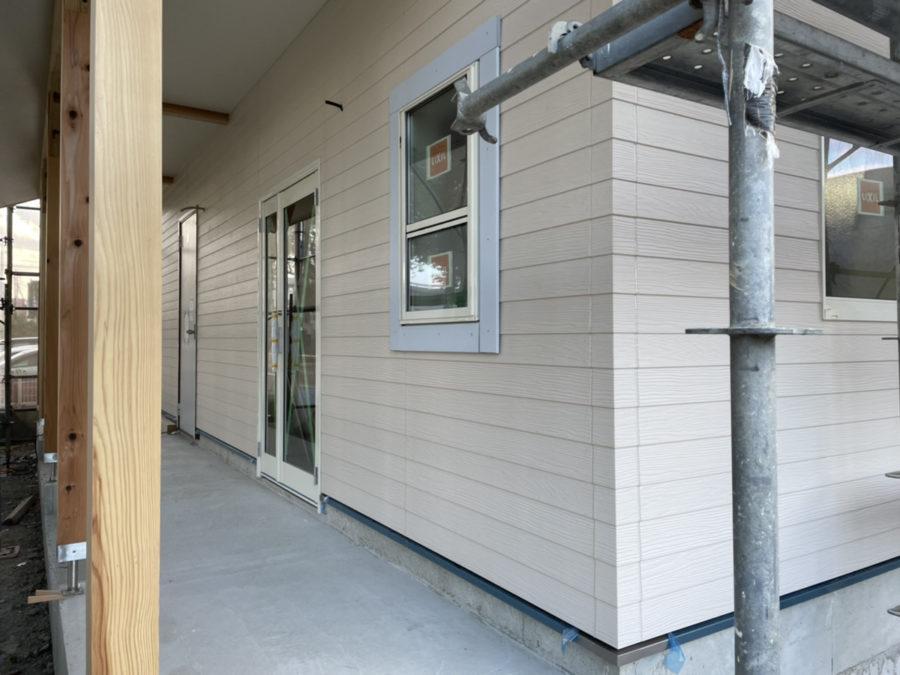 佐賀県にまた新しい家が建ってます